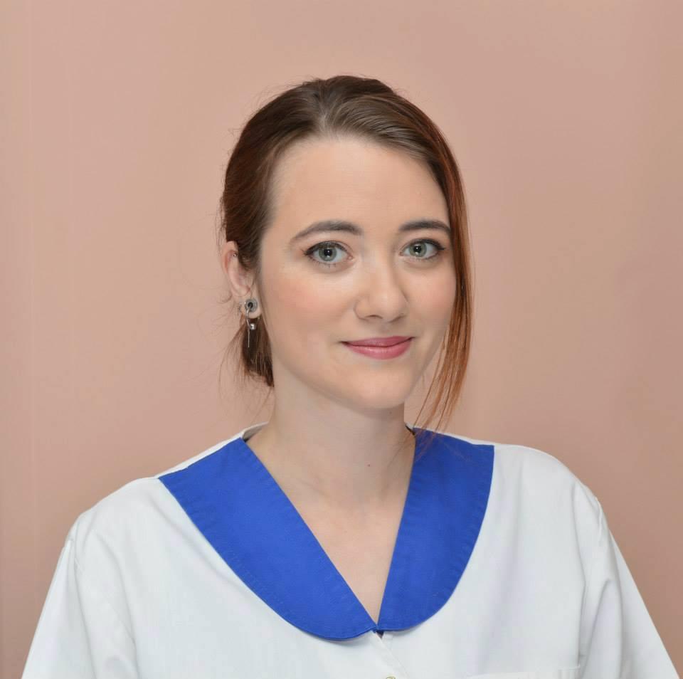 Andreea Olaru- farmacist și biolog la IncrEdible